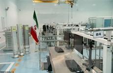 IAEA xác nhận Iran bắt đầu làm giàu urani ở mức 60% ở cơ sở Natanz