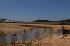 Hồ Đankia-suối Vàng khô kiệt trầm trọng, chưa từng thấy trong lịch sử