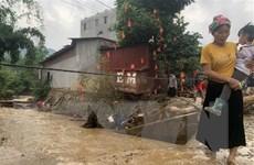 Tìm thấy 2 thi thể bị lũ cuốn ở Lào Cai, vẫn còn nguy cơ lũ quét