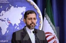 Iran hoan nghênh cuộc đối thoại với quan chức Saudi Arabia