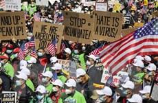 Thượng viện Mỹ gần đạt thỏa thuận về dự luật liên quan người gốc Á