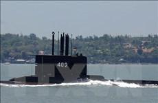 [Video] Hình ảnh đầu tiên về tàu ngầm Indonesia vừa bị mất tích