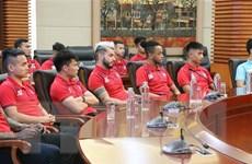 Chuyển giao Câu lạc bộ bóng đá Hải Phòng cho ông Văn Trần Hoàn