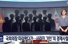 Truy tố bị can trong vụ tổ chức cho người khác trốn đi Hàn Quốc