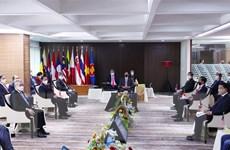 Lãnh đạo các nước ASEAN thảo luận về cuộc khủng hoảng tại Myanmar