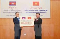Thủ tướng Campuchia gửi thư cảm ơn Tổng Bí thư Nguyễn Phú Trọng