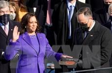 """Phó tổng thống Mỹ Kamala Harris và bài toán """"đau đầu"""" về người nhập cư"""