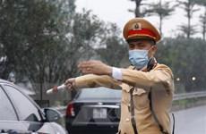 Phân luồng tuyến giao thông trọng điểm ở Hà Nội và TP.HCM dịp lễ