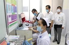 Bộ Y tế kiểm tra công tác phòng, chống dịch COVID-19 tại Bến Tre