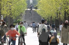 Hàn Quốc gia hạn giãn cách xã hội, New York có thể sắp mở cửa trở lại