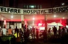 Cháy bệnh viện tại Ấn Độ, ít nhất 18 bệnh nhân COVID-19 tử vong