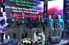 Hội cựu chiến binh Việt Nam tại Nga kỷ niệm ngày thống nhất đất nước