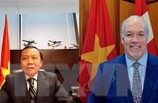 Củng cố quan hệ giữa Việt Nam và tỉnh British Columbia của Canada
