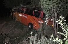 Tại nạn xe buýt tại Pakistan khiến gần 40 người thương vong