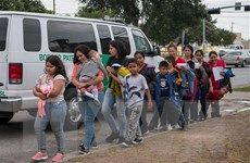 Tổng thống Biden cho phép 62.500 người tị nạn vào Mỹ trong 6 tháng tới