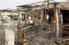 Iraq: Tấn công rocket vào căn cứ quân sự tập trung nhiều máy bay F-16