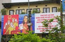Bình Dương: Giúp cử tri công nhân lao động hiểu rõ về cuộc bầu cử