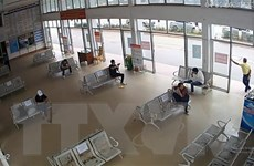 Quảng Ninh thí điểm xử phạt vi phạm về chống dịch qua camera giám sát