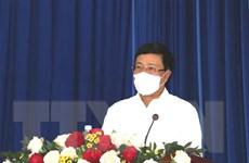 Phó Thủ tướng Phạm Bình Minh tiếp xúc cử tri thành phố Vũng Tàu