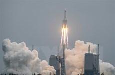 Mỹ dự báo thời điểm mảnh vỡ tên lửa Trường Chinh 5B rơi xuống Trái Đất