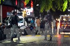 Maldives: Bắt nghi can trong vụ đánh bom nhằm vào Chủ tịch Quốc hội