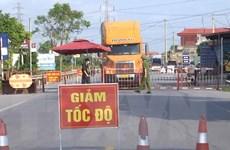 [Photo] Bắc Ninh cách ly xã hội đối với huyện Thuận Thành