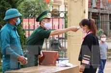 Lai Châu tăng cường kiểm soát biên giới, ngăn ngừa nguy cơ dịch