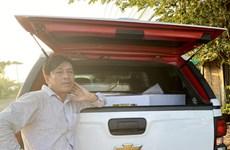 Giám đốc công ty vận chuyển thuốc bảo vệ thực vật không rõ nguồn gốc