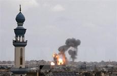 Loay hoay gỡ 'cuộn chỉ rối' tiến trình hòa bình Trung Đông