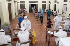 [Photo] Bệnh viện Quân y 110 tham gia chống dịch tại Bắc Ninh