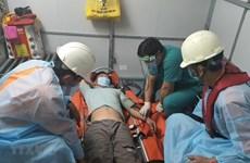 Khánh Hòa: Cấp cứu thành công một thuyền viên bị viêm ruột thừa