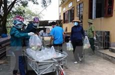 Cuộc chiến chống dịch COVID-19 tại Mão Điền: Đồng tâm hợp sức