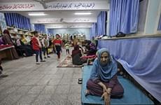 Xung đột Israel-Palestine: Tăng cường cứu trợ người dân tại Dải Gaza