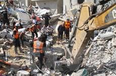 Xung đột Israel-Palestine: Nhiều nước kêu gọi giảm căng thẳng Dải Gaza