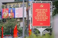 Hà Nội rực rỡ cờ hoa, sẵn sàng đón ngày hội lớn của đất nước