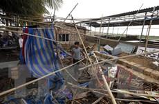 Ấn Độ: Số người thiệt mạng do siêu bão Tauktae tăng lên hơn 100 người