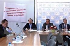 Hội thảo tại Nga về vai trò của ĐCS Việt Nam trong xây dựng đất nước