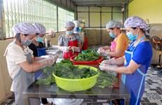 [Photo] Hậu phương trong cuộc chiến chống dịch COVID-19 ở Nam Định