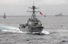 Nâng cấp xưởng đóng tàu: Cuộc cạnh tranh siêu cường Mỹ-Trung