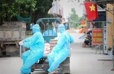 Hơn 3.000 ca mắc trong 1 tháng, cả nước hỗ trợ Bắc Giang và Bắc Ninh