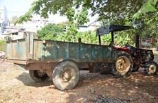 Đắk Lắk: Rơi từ xe công nông, một bé trai 3 tuổi tử vong