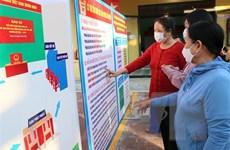 Quảng Nam có một đơn vị phải bầu cử thêm đại biểu Hội đồng Nhân dân xã