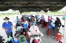 Hơn 2.000 thanh niên Cần Thơ tham gia trực chốt kiểm soát chống dịch
