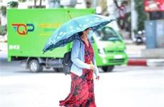 Nắng nóng gay gắt duy trì tại Bắc Bộ và từ Thanh Hóa đến Phú Yên