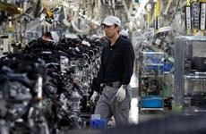 Sản lượng công nghiệp của Nhật Bản tăng vượt mức trước đại dịch