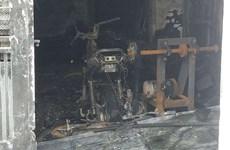 TP.HCM: Cháy nhà lúc rạng sáng làm 1 người chết, 2 người bị thương