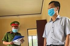 Lâm Đồng: Bắt giám đốc Trung tâm Giáo dục nghề huyện Đức Trọng