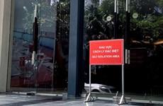 Hà Nội siết chặt giám sát các khách sạn cách ly người nhập cảnh