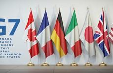 G7 tìm kiếm giải pháp thay thế cho Sáng kiến Vành đai và Con đường