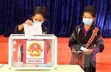 Cuộc bầu cử khẳng định ý thức chính trị, niềm tin của nhân dân